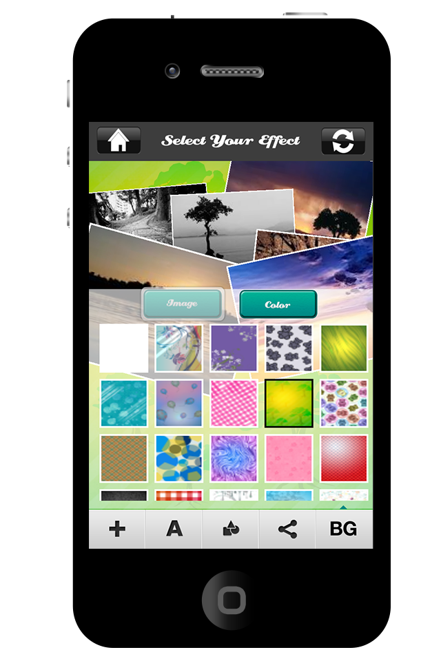 Image of Photo Montage Free - Photo Editor,Pic Cap,Clip-arts to produce superimpose pictures composition for iPhone