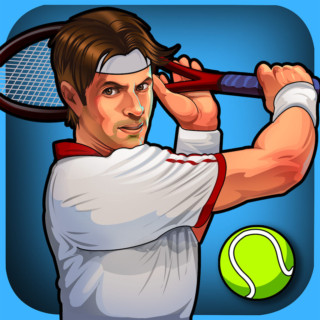 mzl.vmsvestl Motion Tennis   App for Apple TV