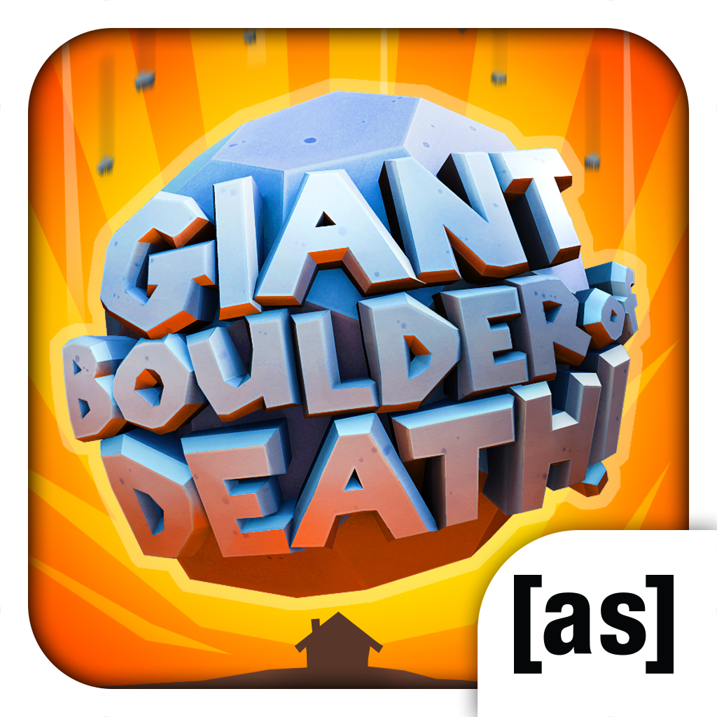死亡巨石:Giant Boulder of Death