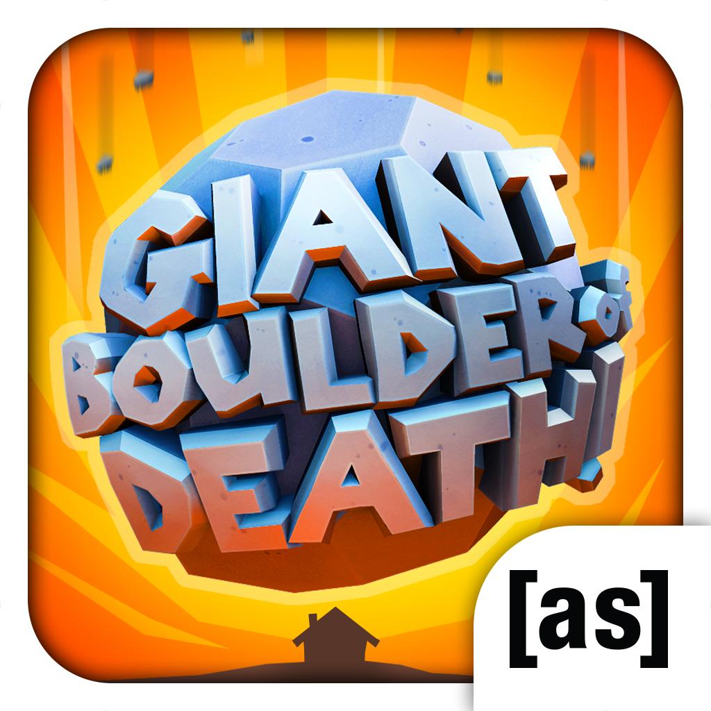 死亡巨石:Giant Boulder of Death